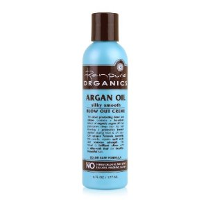 Argan Silky Smooth Blow Out Creme