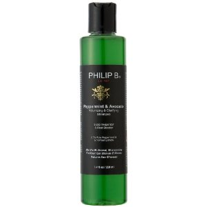Peppermint and Avocado Volumizing and Clarifying Shampoo