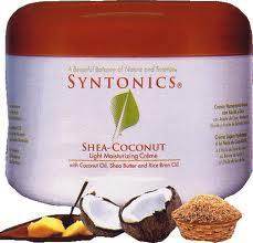 Shea-Coconut Light Moisturizing Creme