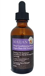 Deep Conditioning Boost Hair Oil Treatment with Argan and Lavender Oils