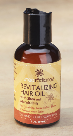 Revitalizing Hair Oil