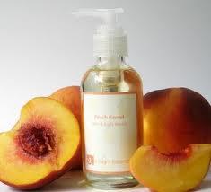 Juicy Peach Kernel Nectar Natural Hair & Body Oil