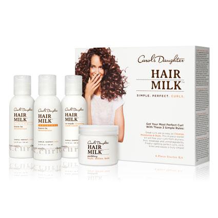 Hair Milk 4-Piece Starter Kit