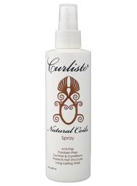 Natural Coils Spray