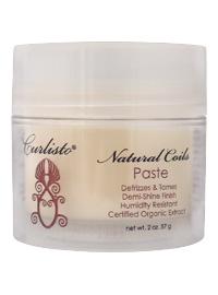 Natural Coils Paste