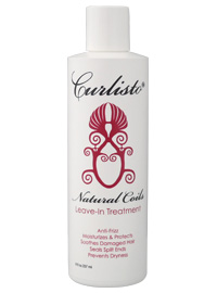 Natural Coils Leave-In Treatment