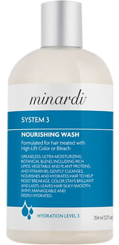 System 3 Nourishing Wash