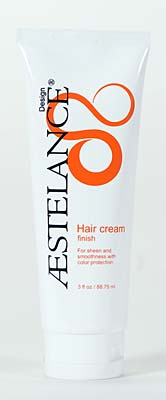 Hair Cream Finish