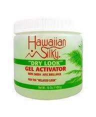 DRY LOOK Gel Activator with Sheen