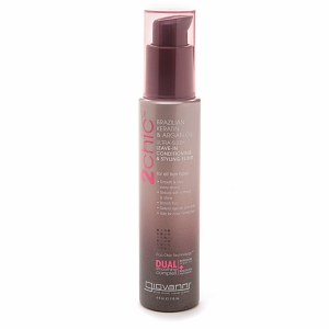 2chic Brazilian Keratin & Argan Oil Ultra-Sleek Leave-In Conditioning & Styling Elixer