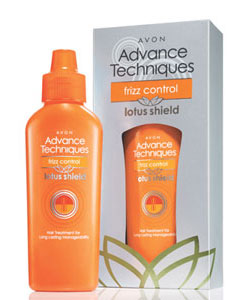 Advance Techniques Frizz Control Lotus Shield