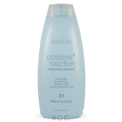 Positive Reaction Shampoo Medium to Coarse