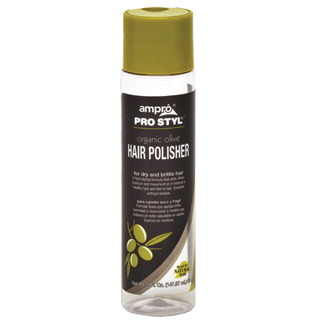 Organic Olive Hair Polisher