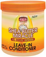 Shea Butter Miracle Leave-In Conditioner
