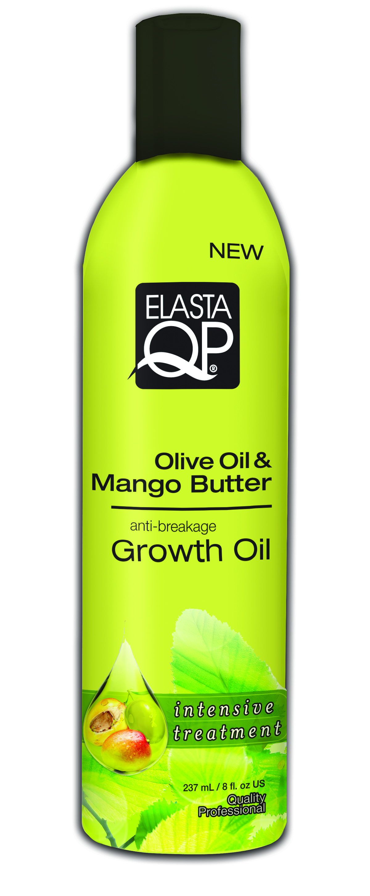 Olive Oil & Mango Butter Anti-Breakage Growth Oil