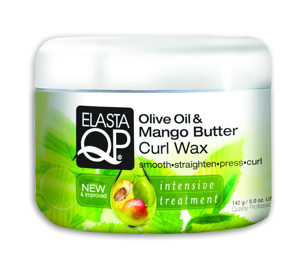 Olive Oil & Mango Butter Curl Wax