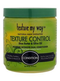 Texture Control Moisture Intensive Dual Conditioner