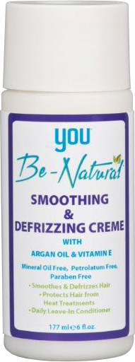 YOU Be-Natural Smoothing & Defrizzing Crème