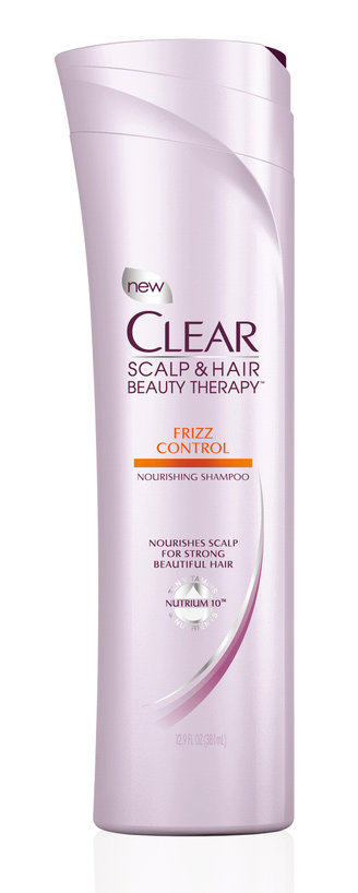 Frizz Control Nourishing Shampoo