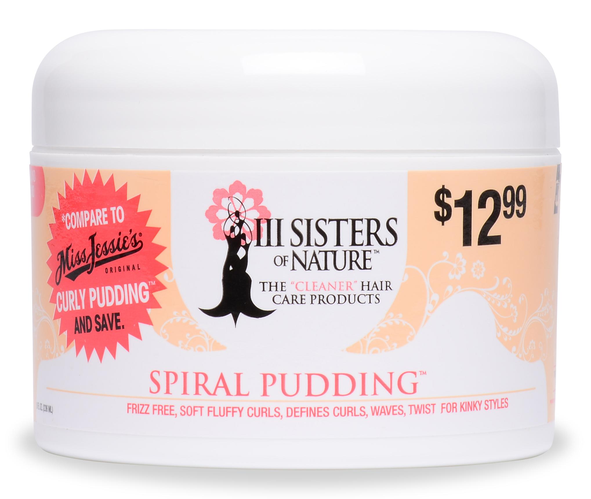 Spiral Pudding