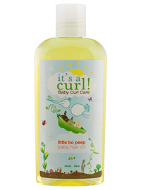 Little Bo Peep Baby Hair Oil
