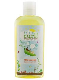 Little Bo Peep Baby Hair Oil