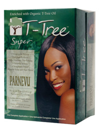 T-Tree No-Lye Conditioning Relaxer System - Super