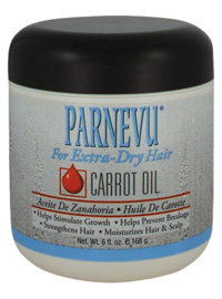 Extra Dry Carrot Oil