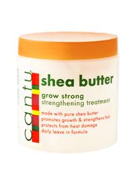 Shea Butter Grow Strong Strengthening Treatment