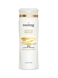 Pro-V Daily Moisture Renewal 2-in-1 Shampoo & Conditioner