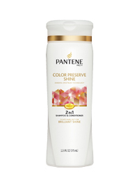Pro-V Color Preserve Shine 2-in-1 Shampoo and Conditioner
