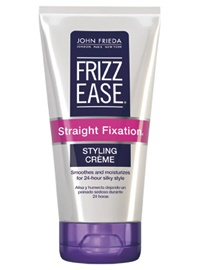 Frizz Ease Straight Fixation Styling Crème