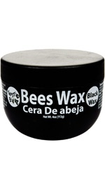 Twisted Beez Bees Wax Black