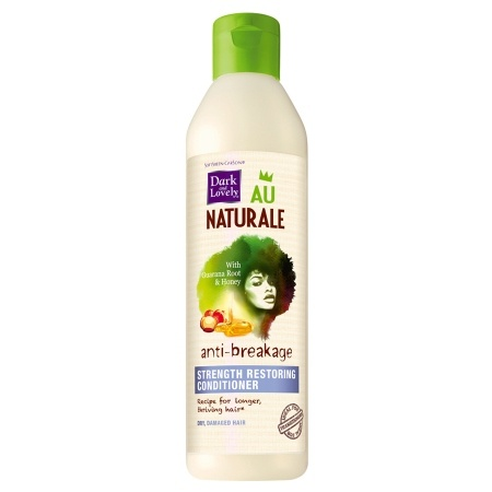 dark and lovely au naturale strength restoring conditioner