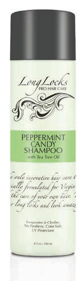 Peppermint Candy Shampoo