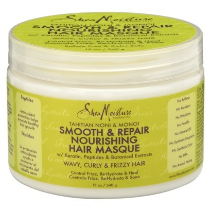 TAHITIAN NONI & MONOI SMOOTH & REPAIR NOURISHING HAIR MASQUE