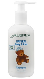 Natural Baby & Kids Shampoo