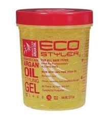 Argan Oil Styling Gel