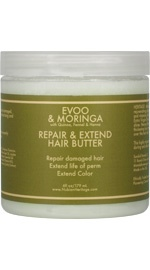 Evoo & Moringa Repair & Extend Hair Butter