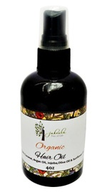 Organic Natural Hair Oil