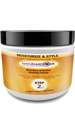Moisture Infusion Styling Creme (Curly/Wavy Edition)