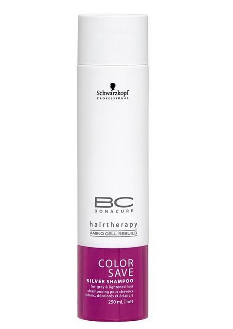 Bonacure Color Save Silver Shampoo