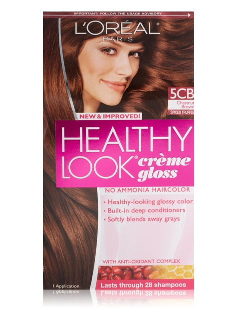 Healthy Look Creme Gloss Hair Colour