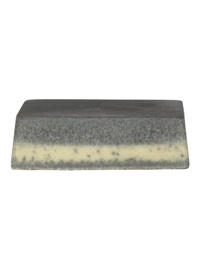 J'Rel's Detox Black Vanilla and Sandalwood Clay Shampoo Bar