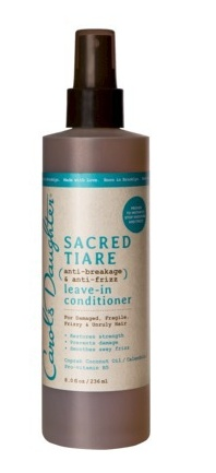 Sacred Tiare Anti-Breakage & Anti-Frizz Leave-In Conditioner