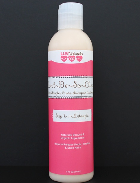 Luv Naturals Hair Products Review