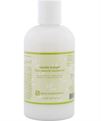 Vanilla Delight Daily Leave-In Conditioner