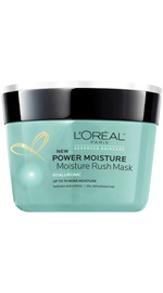 Advanced Haircare Power Moisture Moisture Rush Mask