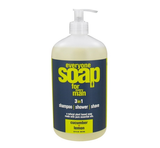 Soap for Man