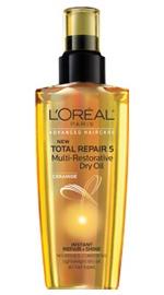 Advanced Haircare Total Repair 5 Multi-Restorative Dry Oil
